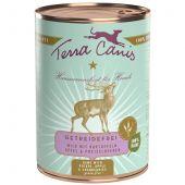 Terra Canis - Nassfutter - Sensitiv Wild mit Kartoffeln, Apfel & Preiselbeeren (getreidefrei)