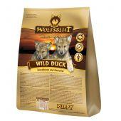 Wolfsblut - Trockenfutter - Wild Duck Puppy (getreidefrei)