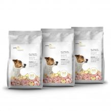 pets Premium - Trockenfutter - Soft Vorteilspaket Huhn mit Kartoffeln, Äpfeln und Kamille 3 x 5kg