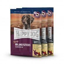 Happy Dog - Hundesnack - Vorteilspaket Tasty Sticks 9 x 10g