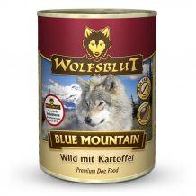 Wolfsblut - Nassfutter - Blue Mountain 6 x 395g