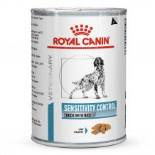 Royal Canin - Nassfutter - Veterinary Diet Sensitivity Control Duck Canine