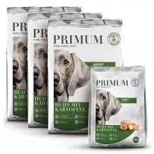 Primum - Aktion: 1,5kg Primum Softfutter geschenkt