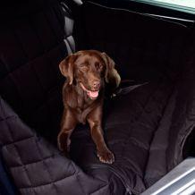 Doctor Bark - 3-Sitz-Autodecke in Schwarz