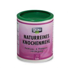 grau - Nahrungsergänzung - Naturreines Knochenmehl 400g