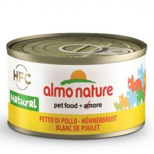 Almo Nature - Nassfutter - Hühnerbrust 70g