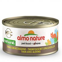 Almo Nature - Nassfutter - Legend Thunfisch mit Jungsardinen