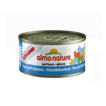 Almo Nature - Nassfutter - Atlantikthunfisch 70g