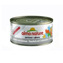 Almo Nature - Nassfutter - Legend Thunfisch mit Calamaris