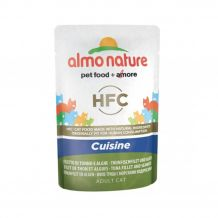Almo Nature - Rouge Label - Thunfischfilet und Algen