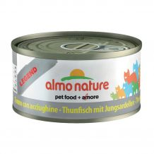 Almo Nature - Nassfutter - Legend Thunfisch mit Jungsardellen