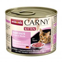 Animonda - Nassfutter - Carny Kitten Baby-Paté (getreidefrei)