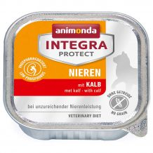 Animonda - Nassfutter - Integra Protect Nieren Adult mit Kalb 16 x 100g