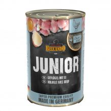 Belcando Junior mit Geflügel & Ei 400g