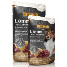 Belcando - Nassfutter - Lamm mit Kartoffel & Cranberries