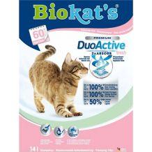 Gimborn - Katzenstreu - Biokat's Duo Active Fresh