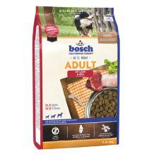 Bosch - Trockenfutter - High Premium Concept Adult Lamm und Reis 3kg