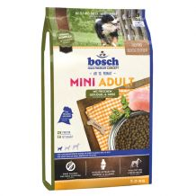 Bosch - Trockenfutter - High Premium Concept Mini Adult Geflügel und Hirse 3kg