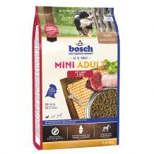 Bosch - Trockenfutter - High Premium Concept Mini Adult Lamm und Reis 3kg