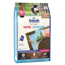Bosch - Trockenfutter - High Premium Concept Mini Junior 3kg