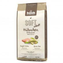 Bosch - Trockenfutter - Soft Adult Hühnchen und Banane 12,5kg (getreidefrei)