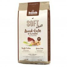 Bosch - Trockenfutter - Soft Adult Land-Ente & Kartoffel 12,5kg (getreidefrei)
