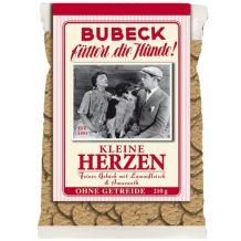 Bubeck - Kausnack - Kleine Herzen 210g (getreidefrei)