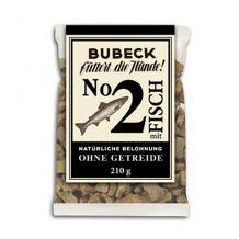 Bubeck - Kausnack - No. 2 mit Fisch (getreidefrei)