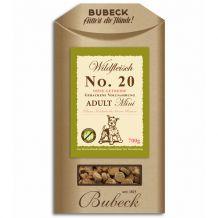 Bubeck - Trockenfutter - No. 20 Wildfleisch Adult Mini (getreidefrei)