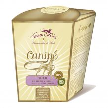 Terra Canis - Hundesnack - Canipé Classic Wild 200g