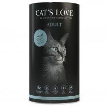 Cat's Love - Trockenfutter - Adult Lachs 1kg