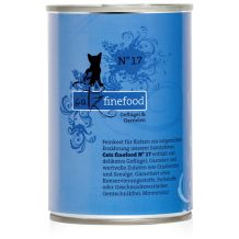 Catz - finefood - Nassfutter - No.17 Geflügel & Garnele 400g (Katzenfutter)