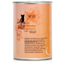 Catz finefood - Nassfutter - No.25 400g