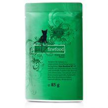 Catz finefood - Nassfutter - No.15 Huhn & Fasan 16x85g (Katzenfutter)