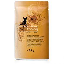 Catz finefood - Nassfutter - No.9 Wild 16x85g (Katzenfutter)