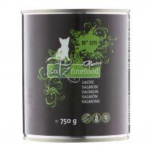 Catz finefood - Nassfutter - Purrrr No.105 Lachs 800g