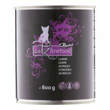 Catz finefood - Nassfutter - Purrrr No.111 Lamm 800g