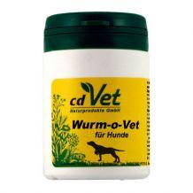 cdVet - Nahrungsergänzung - Wurm-o-Vet Hund