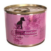 Dogz finefood - Nassfutter - No.10 200g