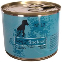 Dogz finefood - Nassfutter - No.12 200g