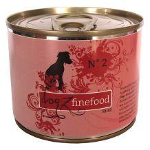 Dogz finefood - Nassfutter - No.2 200g
