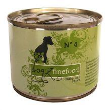 Dogz finefood - Nassfutter - No.4 200g