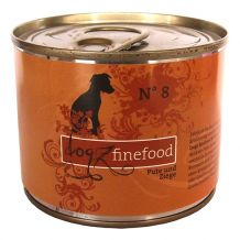 Dogz finefood - Nassfutter - No.8 200g