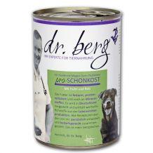 Dr. Berg - Nassfutter - pro-SCHONKOST mit Huhn und Reis