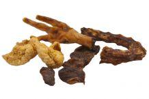 EcoStar Kauartikel - Dog Snack Geflügel-Mix