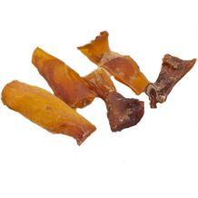 EcoStar Kauartikel - Dog Snack Kopfhaut vom Rind