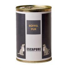 Escapure - Nassfutter - Büffel PUR (getreidefrei)