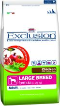Exclusion - Mediterraneo Trockenfutter - Large Breed Adult mit Huhn