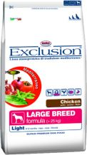 Exclusion - Mediterraneo Trockenfutter - Large Breed Light mit Huhn 12,5kg
