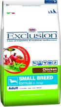 Exclusion - Mediterraneo Trockenfutter - Small Breed Adult mit Huhn